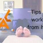 working from home header image